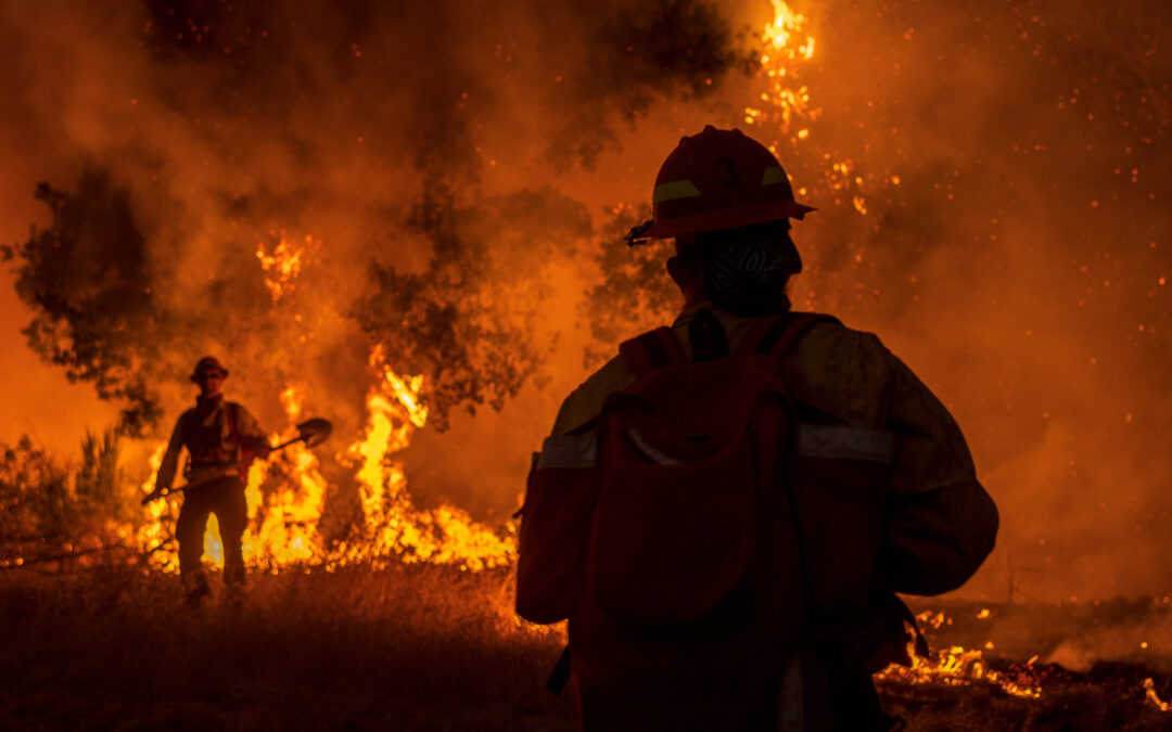 Extended Special Enrollment Period through end of 2020 due to Wildfires