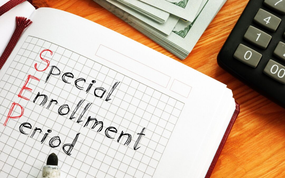 Extended Special Enrollment Period Through May 15th due to COVID-19